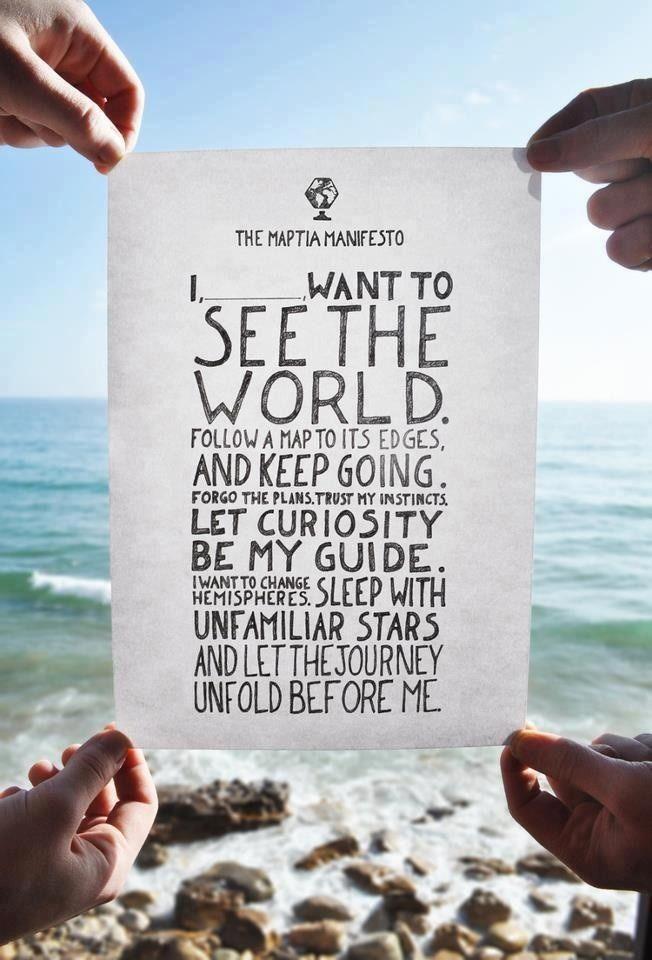 see world