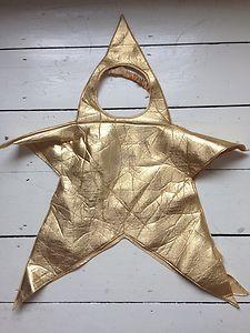 disfraz estrella