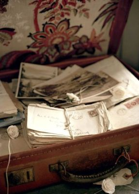 Fotos cartas maleta