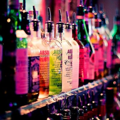 Vodka Colores